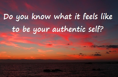 Being The Authentic You!