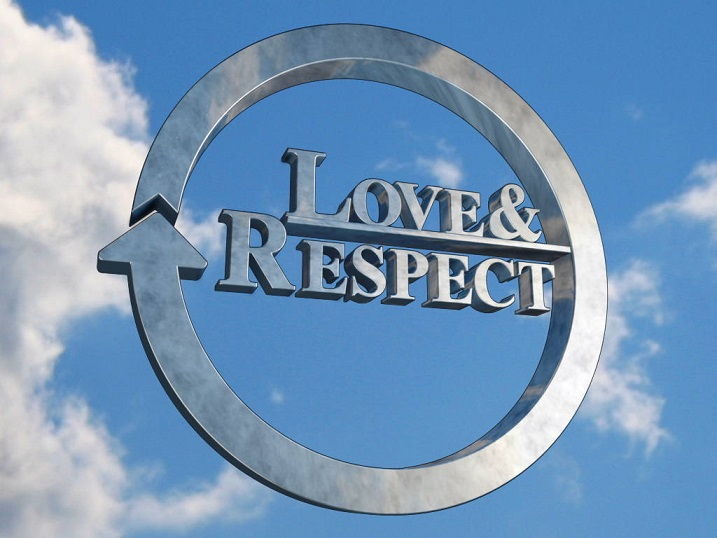 We all want love and respect